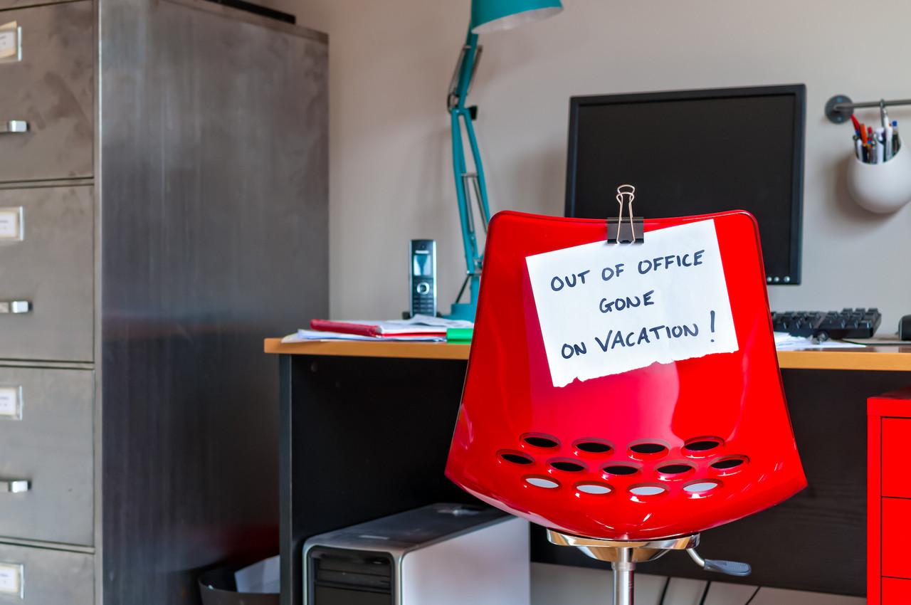 40 jours de congé en remerciement de l'implication pendant la crise. Un bonus qui va faire des envieux. (Photo: Shutterstock)
