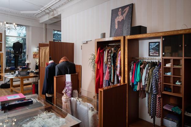 Les magasins qui ont rouvert ce lundi ne recommenceront à payer leur loyer qu'à compter du 1er juin. (Photo: Paperjam / Archives / Nader Ghavami)