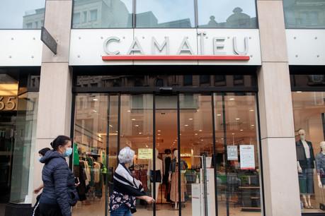 Le point de vente de l'avenue de la Gare va tomber le volet, signant une nouvelle fermeture sur cette artère pourtant phare dans le tissu commercial de la capitale. (Photo: Matic Zorman / Maison Moderne)