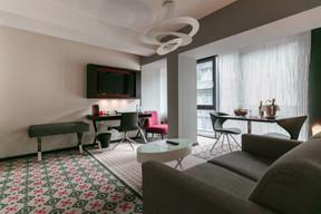 Le Clervaux Boutique & Design Hotel mise sur de très belles suites, aussi confortables que modernes. ((Photo: Romain Gamba/Maison Moderne))
