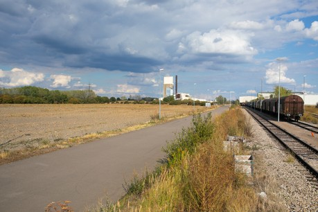Le terrain vendu à Fage doit ensuite être viabilisé par l'État. (Photo: Matic Zorman/Maison Moderne)