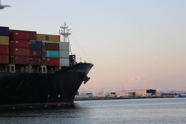 Le porte-conteneurs Ever Given a été remis à flot, annoncent plusieurs médias. (Photo: Shutterstock)