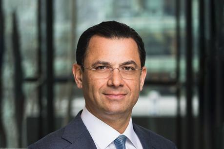 Naïm Abou-Jaoudé, le CEO de Candriam, observe que les actifs sous gestion ont doublé depuis 2013. (Photo: Candriam)