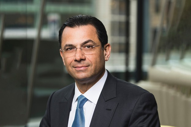 NaïmAbou-Jaoudé est CEO de Candriam et président de New York Life Investment Management International. (Photo: Candriam)