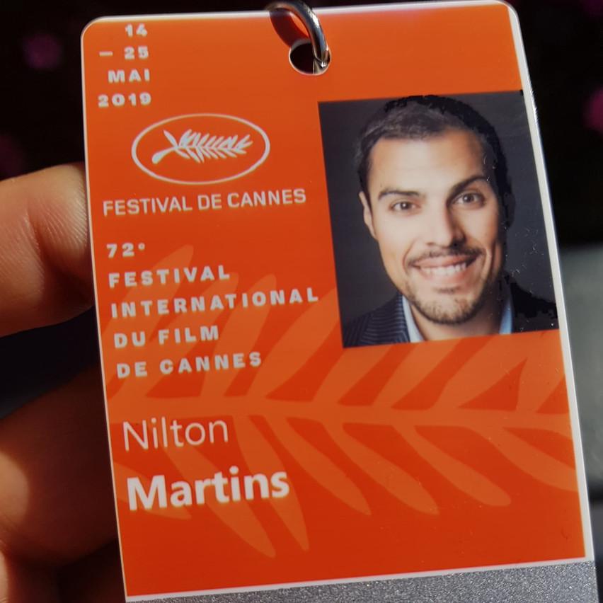L'accréditation, sésame relatif lors du Festival de Cannes. (Photo: Nilton Martins)