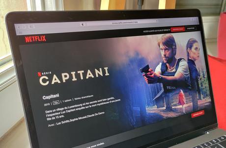 Après avoir cartonné sur RTL,«Capitani» en fait de même sur la plateforme américaine. (Photo: Paperjam)