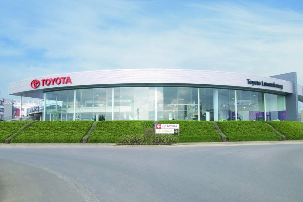 Car Avenue devient ainsi le principal distributeur de la marque Toyota au Luxembourg. (Photo: Car Avenue)