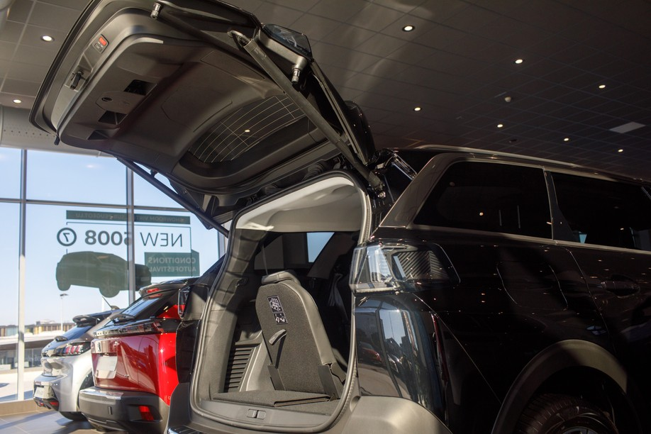 In July, 307 100% electric cars were newly registered.  (Photo: Matic Zorman/Maison Moderne)