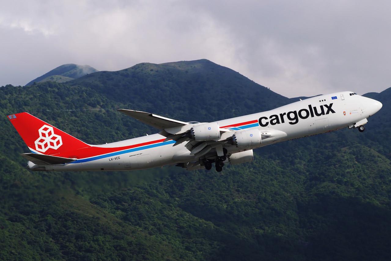 23 vols hebdomadaires de Cargolux vers la Chine et 4 vers Taïwan sont annulés jusqu'au 8 février dans un premier temps. (Photo: Shutterstock)