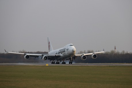 L'accroissement des activités s'explique par «le développement du marché et la demande du client», indique la compagnie aérienne cargo luxembourgeoise. (Photo: Cargolux)