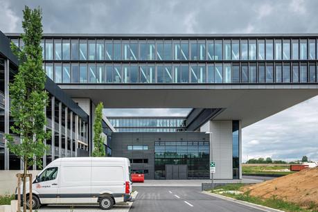 Le siège de Cargolux est le lauréat du concours Construction Acier 2021 Luxembourg. (Photo: Cargolux)