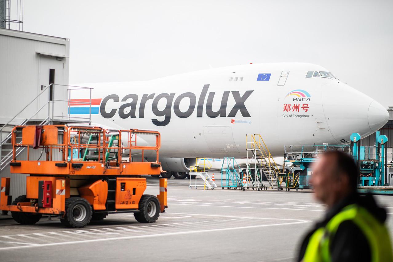 La demande de matériel sanitaire a fait bondir le bénéfice de Cargolux en 2020. (Photo: EdouardOlszewski/archives Paperjam)