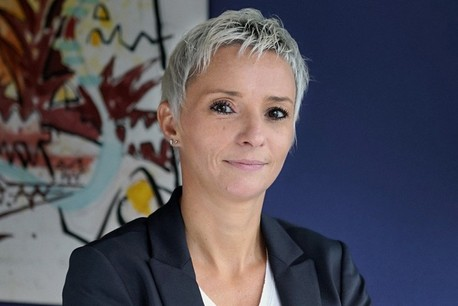 77% des employés de Compass Luxembourg sont des femmes. Ce n'est pas pour cela qu'il est plus facile d'y instaurer l'égalité hommes-femmes, selon Carine Demangeon. (Photo: Compass)