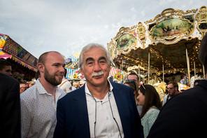 Carlo Back a été élu conseiller communal en 2005, puis réélu en 2011 et 2017. (Photo: Nader Ghavami/Maison Moderne/archives)