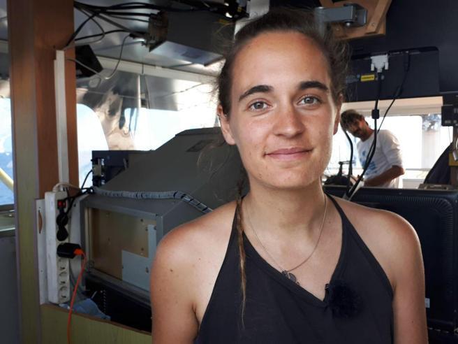 Carola Rackete vient d'être déclarée libre alors qu'elle était assignée à résidence. (Photo: D.R.)