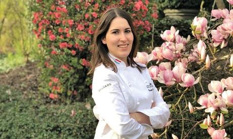 Caroline Esch souhaite satisfaire une clientèle locale et multigénérationnelle, notamment grâce au sans-gluten. (Photo : Pavillon Eden Rose)
