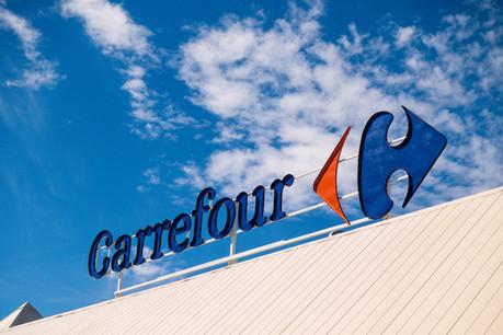 Selon Shaun Rein, Carrefour a été trop lent à s'adapter au commerce en ligne. (Photo: Shutterstock)