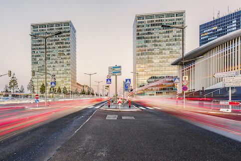 Cinq États membres et quatre constructeurs alimentent une base de données routières pour mieux anticiper les dangers. (Photo: Luxinnovation)