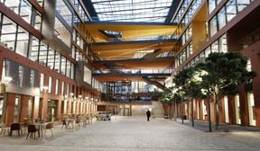 Vue de la piazza intérieure ((Photo: Jacques Giral))