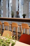 Vue du restaurant Il Giardino. ((Photo: Jacques Giral))