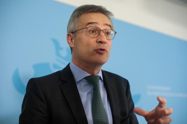 Le ministre de la Justice, Félix Braz, avait déjà indiqué, comme le ministre d'État et celui de la Sécurité intérieure, qu'un «fichier secret n'existait pas». (Photo: Matic Zorman / Archive)