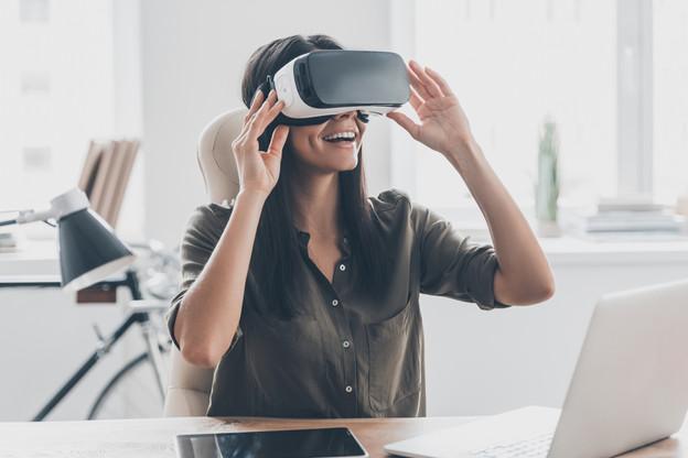 Le casque entrerait en conception dès 2021, pour une disponibilité à la vente en 2022. (Photo: Shutterstock)