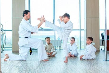 Les arts martiaux sans le moindre contact physique: une mesure sanitaire qui handicape les clubs et frustre les sportifs. (Photo: Shutterstock)
