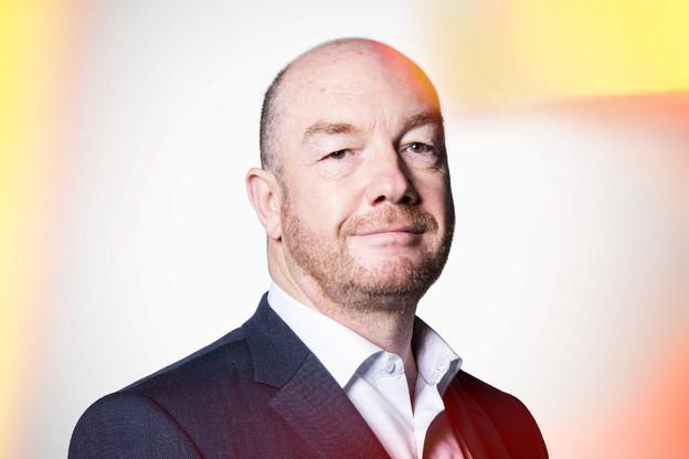 Fabrice Croiseaux, CEO,Intech. (Photo: Maison Moderne)