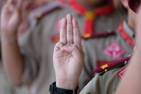 Le scoutisme et ses valeurs en toile de fond de la nouvelle série. (Photo: Shutterstock)
