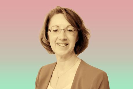 Catherine Bourin: «Les banques, aujourd'hui, font face à des coûts considérables dus à la mise en place de processus, de procédures, d'adaptation de leurs systèmes informatiques, juste pour transposer des textes européens.» (Photo: Jan Hanrion/Maison Moderne)