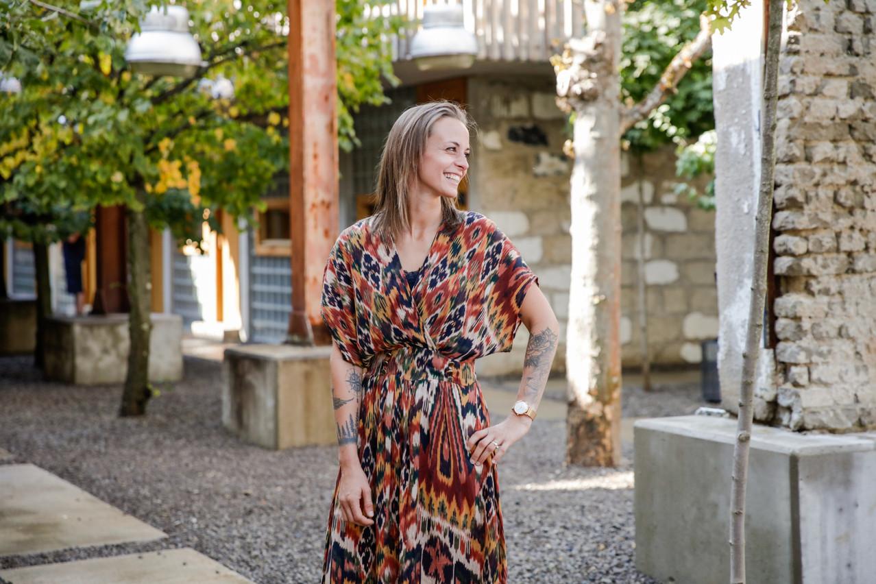 Le Graace Hotel est le nouveau terrain de jeu de la pâtissière Cathy Goedert. (Photo: Romain Gamba / Maison Moderne)