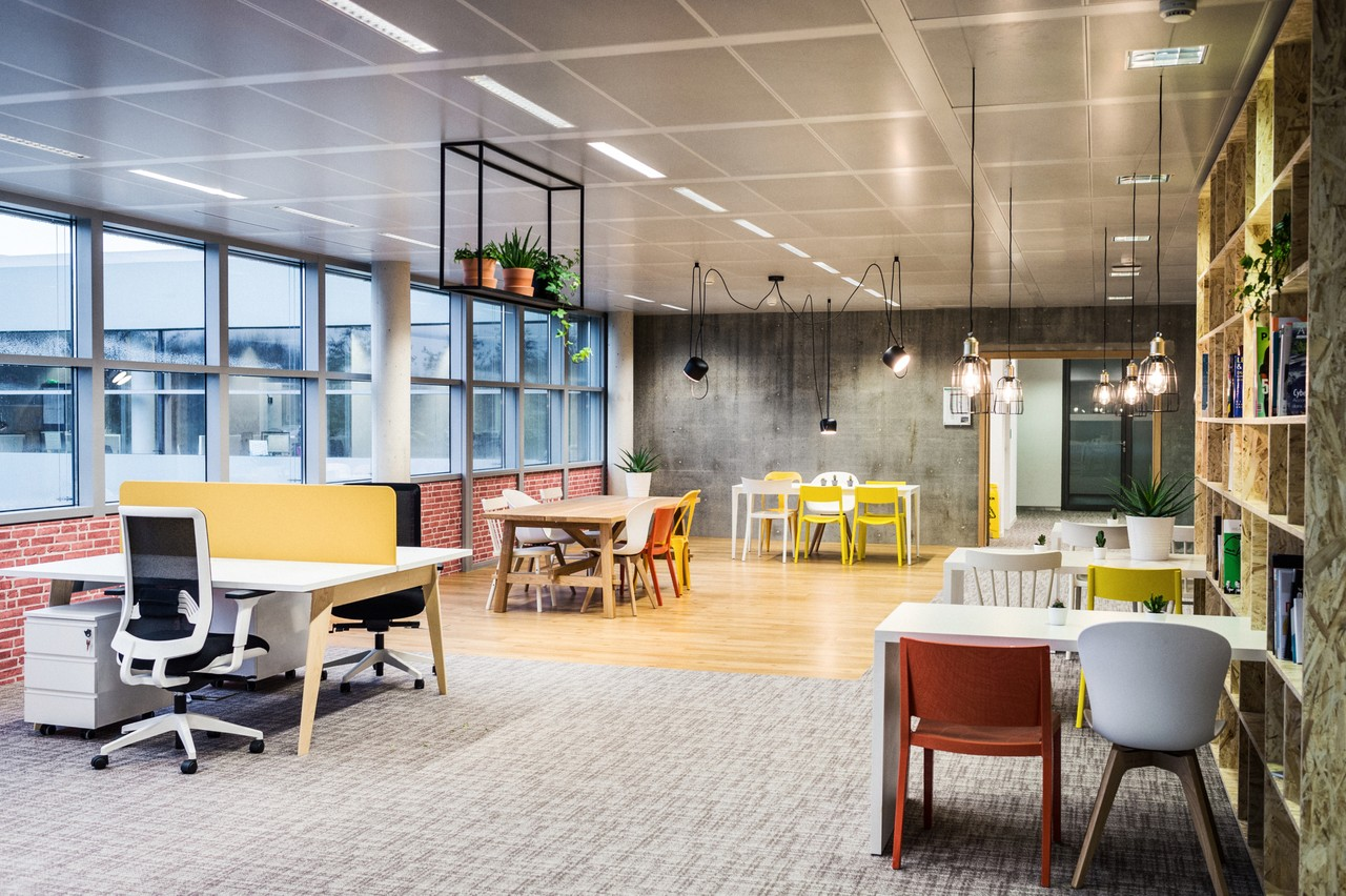 La Mondiale Europartner a remporté le concours Office Space of the Year2018. (Photo: Mike Zenari/Archives Paperjam)