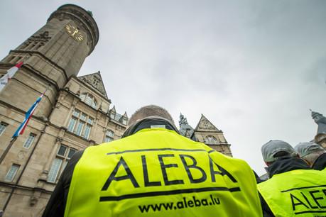 L'ALEBA a indiqué avoir obtenu, avec les autres syndicats, des avancées majeures dans les négociations de laconvention collective des banques. (Photo: Nader Ghavami/Archives Maison Moderne)