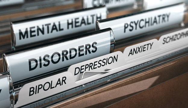 Un tiers de la population résidente estime que sa santé mentale s'est dégradée. (Photo: Shutterstock)