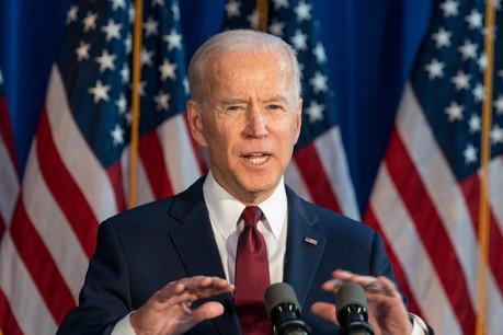 «Il y a 100jours, la Maison-Blanche était en feu. Maintenant, elle est prête à redécoller», a déclaré JoeBiden au Congrès. (Photo: Shutterstock)