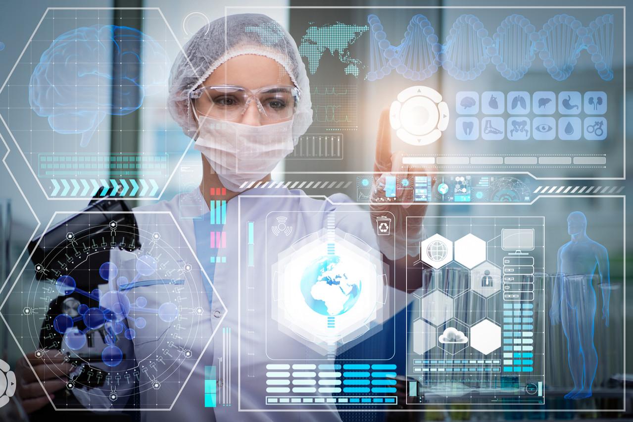 88% des 2.149 attaques de pirates recensées sur la planète touchent des organisations médicales. 89% d'entre elles ont perdu les données de patients. (Photo: Shutterstock)