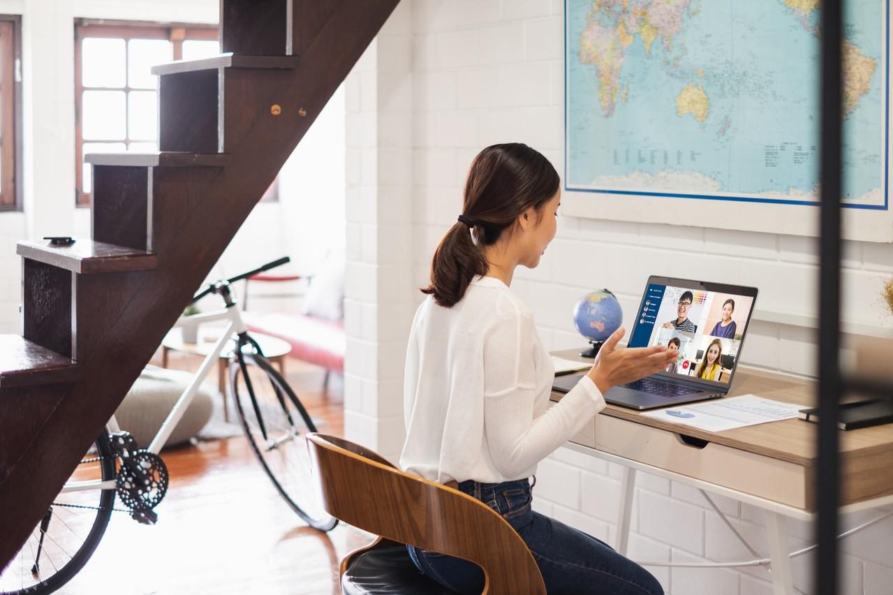 La fiscalité ne représente pas un réel frein au télétravail pour une partie des frontaliers. (Photo: Shutterstock)