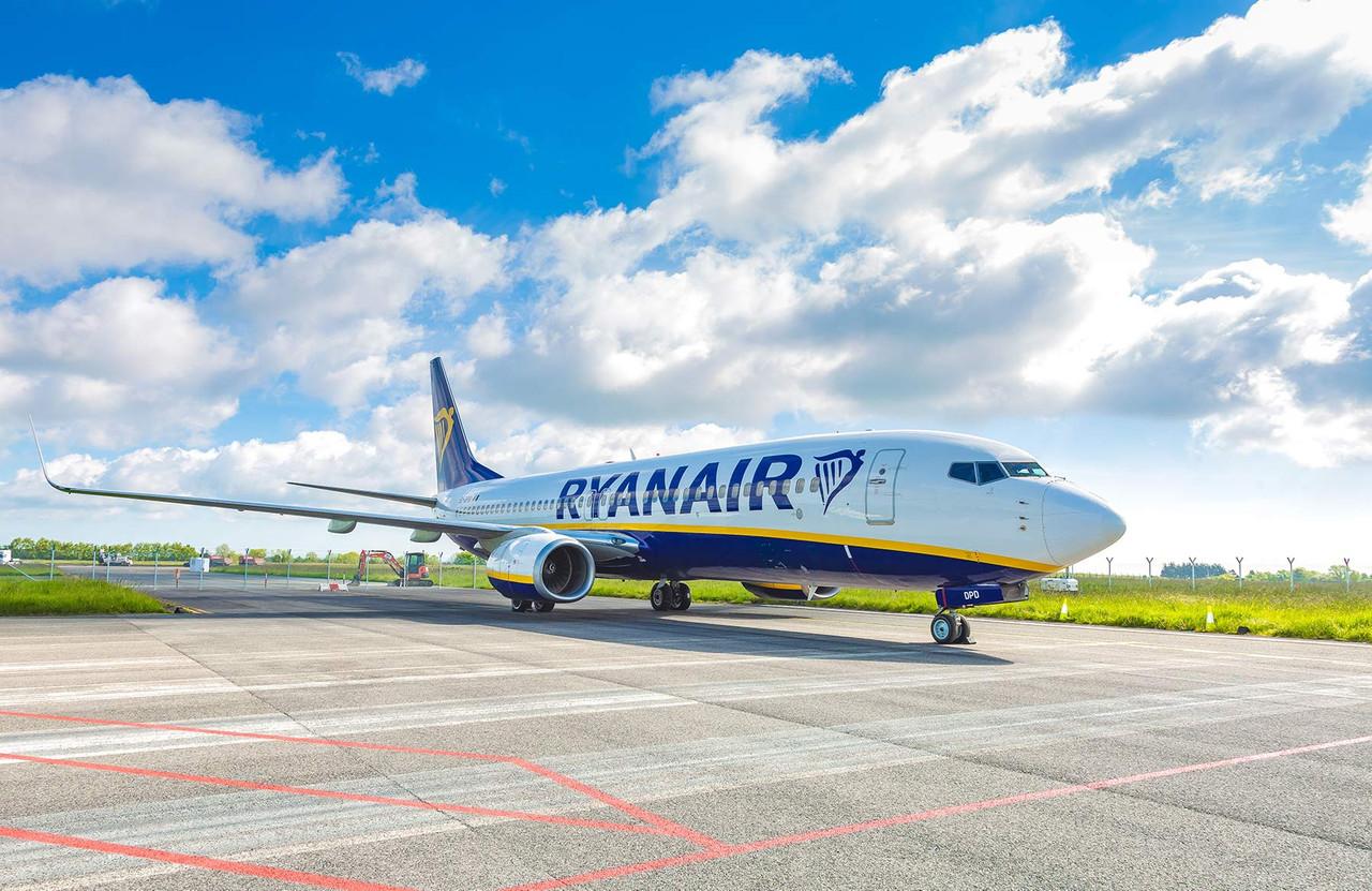 Ryanair remplit le tableau des départs à Lux-Airport avec une dizaine de lignes ouvertes. (Photo: Ryanair)