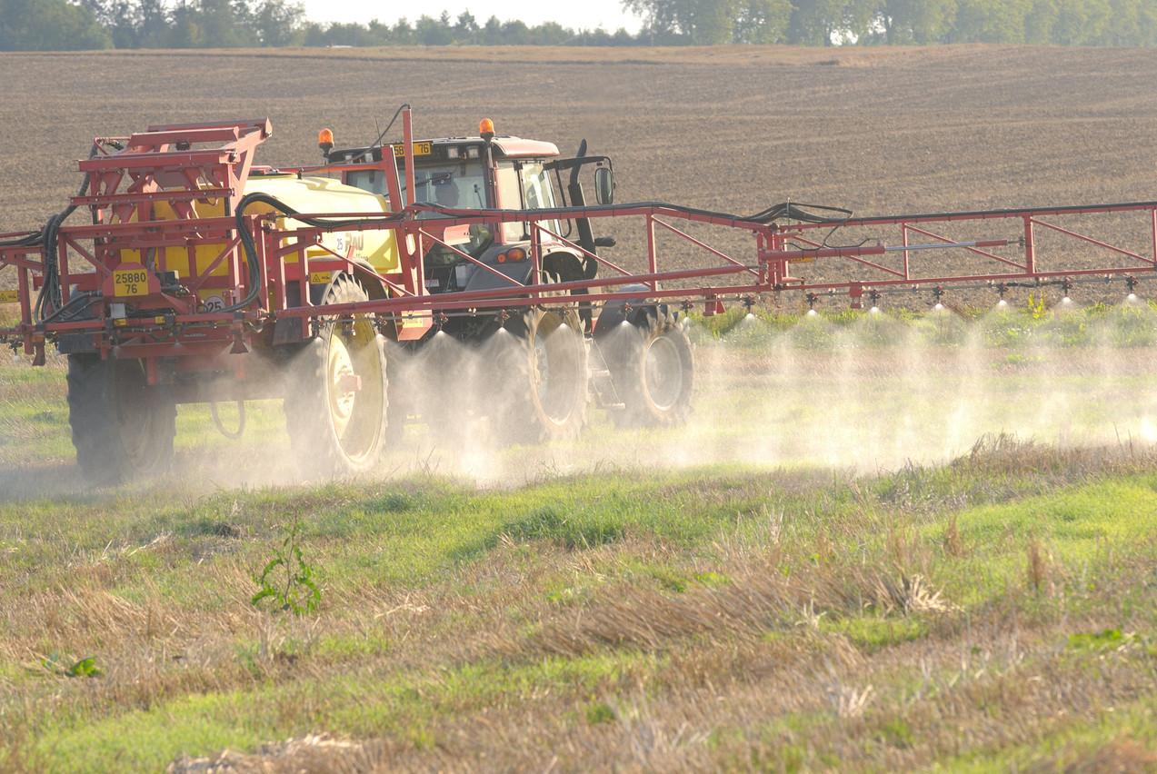 La commercialisation du glyphosate, utilisé notamment comme herbicide, est désormais interdite au Luxembourg. (Photo: Shutterstock)
