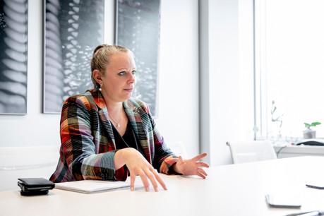 CaroleDieschbourg, ministre de l'Environnement,du Climat et du Développement durable, n'a pas été surprise par les conclusions des experts du Giec. (Photo: JanHanrion/archives Maison Moderne)
