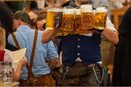 Op der Plaz,Big Beer Company, Fabrik, Melusina, Shamrock… Plusieurs bars et restaurants luxembourgeois où fêter le mois d'octobre et la bière cette année. (Photo: Shutterstock)