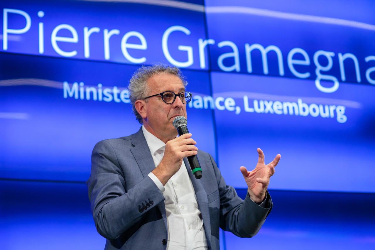 Pierre Gramegna fait figure de successeur potentiel au Portugais Mario Centeno à la présidence de l'Eurogroupe. (Photo: Shutterstock)