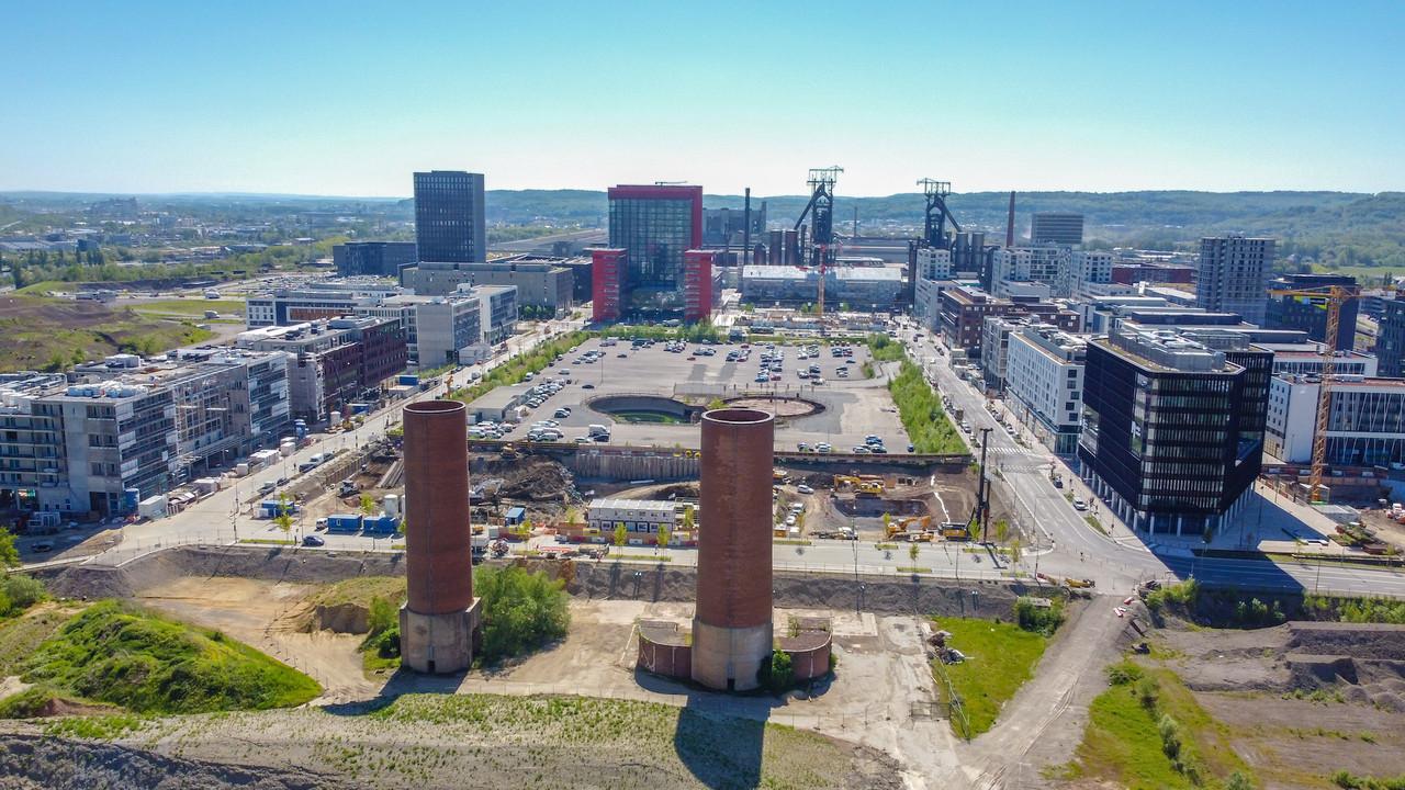 Le cœur du quartier Square Mile va bientôt connaître une nouvelle phase dans son développement urbain. (Photo: Agora)