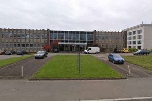 Le nouveau Centre de consultation Covid sera situé au 31, boulevard Konrad Adenauer au Kirchberg. (Photo: Capture d'écran de Google Maps)