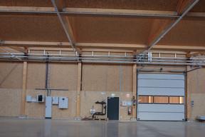 Les halls bénéficient d'une classe énergétique A, assurent les Centres de compétences. ((Photo: Matic Zorman/Maison Moderne))