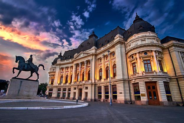 Au deuxième tour du vote, mercredi soir, Bucarest l'a largement emporté sur Bruxelles pour accueillir le nouveau centre européen de compétences en matière de cybersécurité. (Photo: Shutterstock)
