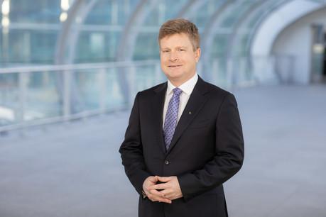 À peine le CEO de British Airways a-t-il été remercié que la compagnie annonce son remplacement par celui d'Aer Lingus, SeanDoyle. (Photo: Aer Lingus)