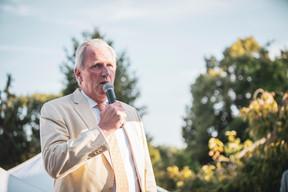 Son Excellence Monsieur Han-Maurits Schaapveld (Ambassadeur du Royaume des Pays-Bas) ((Photo: Patricia Pitsch/Maison Moderne))