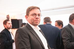 Jürgen Müller (Goblet Lavandier) ((Photo: Christophe Debailleul/Maison Moderne))