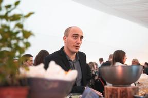 Yoan Moos (Tomorrow Services) ((Photo: Christophe Debailleul/Maison Moderne))